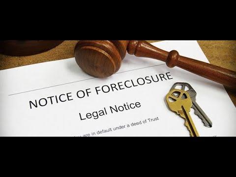 Trust Deed Foreclosures