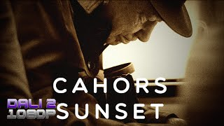 Cahors Sunset PC Gameplay FullHD 1080p