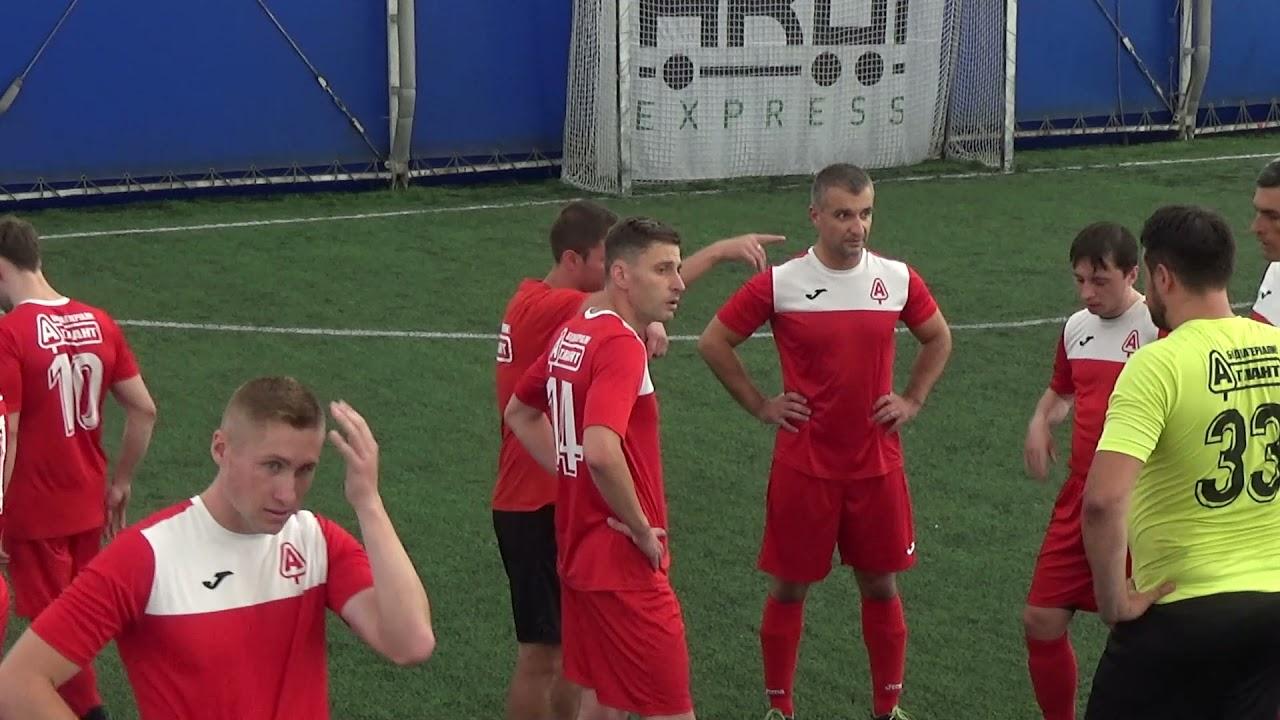 Огляд матчу   Атлант Буд 5 : 0 Парма