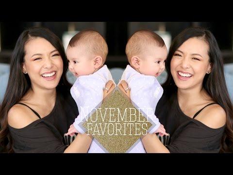 ⬥ November 2016 Favorites ⬥