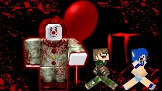 ESCAPE THE CLOWN IT (the THING) L ROBLOX