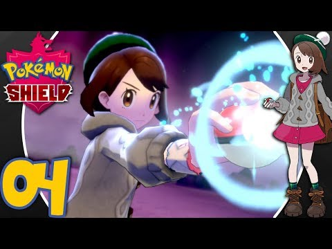 pokémon-sword-and-shield---part-4:-wild-area-&-dynamax-pokemon!---gameplay-walkthrough