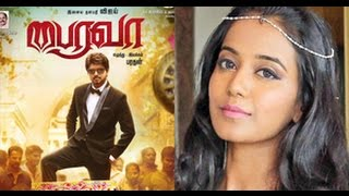 One more actress joins in Bhairava / Bairava | Bairavaa | Chennai Model in Vijay's next