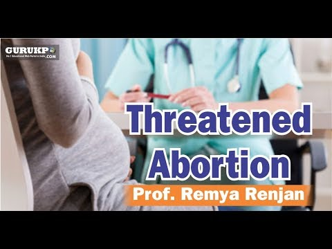 Threatened Abortion(GNM III)