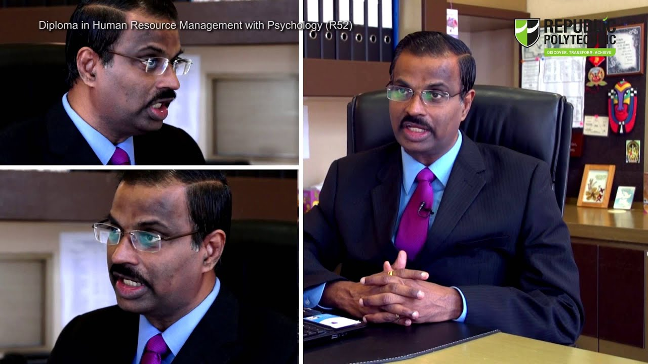 Republic Polytechnic] Diploma in Human Resource Management