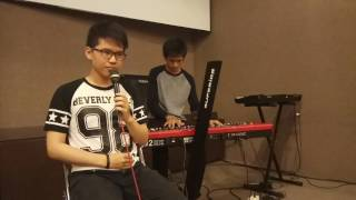 Cover song - PERSAHABATAN (Edward Chen)