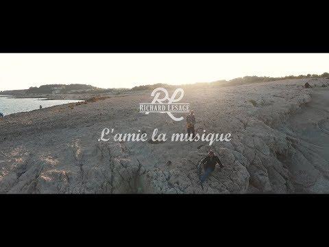 """L' amie la musique - Album """"Rendez-vous Blanc"""" [Clip Officiel]"""