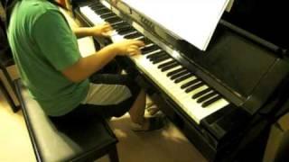 Durarara - Uragiri no Yuuyake (piano)