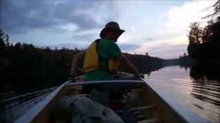 Solo Trip: Algonquin Access 14b - Little Coon Lake, Hollow River, Dividing Lake (Day 2)