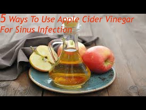 5-ways-to-use-apple-cider-vinegar-for-sinus-infection---health-24/7