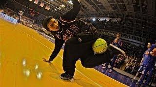 Kamikaze Unleashed (Freestyle Basketball Mixtape)