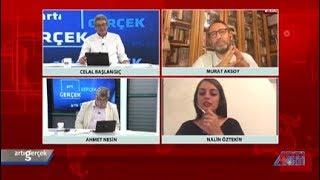 Artı Gerçek-2-Celal Başlangıç-Ahmet Nesin-Murat Aksoy-Nalin Öztekin 28 Haziran 2019