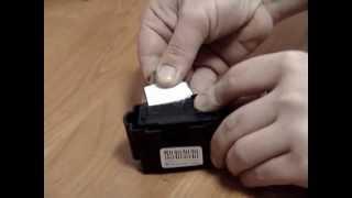 Заправка картриджей Canon PG-440 CL-441(Заправка оригинальных картриджей Canon PG-440 CL-441 и PG-440XL CL-441XL заправочным набором Plug-n-Print., 2012-03-29T13:44:01.000Z)