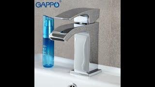 Обзор смесителя Gappo G1007-1
