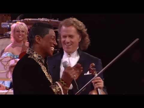 When The Rain Begins To Fall - Jermaine Jackson & André Rieu