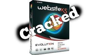 100% бесплатная активация WebSite X5 Professional 11