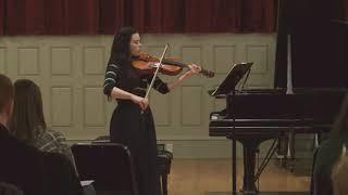 Смотреть клип JS Bach - Sonata No.1 (Sicilienne) - viola transcription онлайн