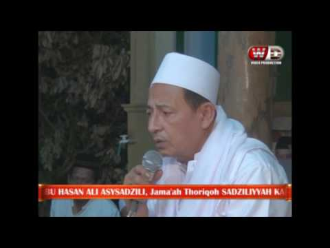 Tausiyah Habib Luthfi Pekalongan - Sejarah Perjuangan Aulia di Jawa & Indonesia