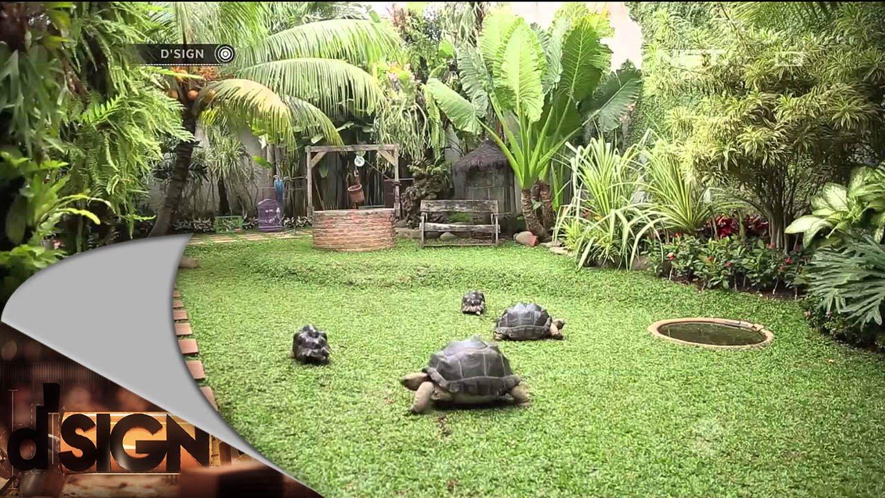 Dsign  Rumah Joglo Irfan Hakim  YouTube