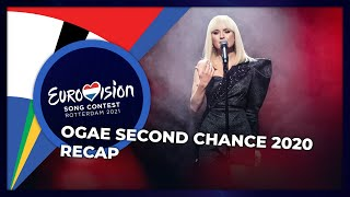 OGAE Second Chance 2020 | RECAP