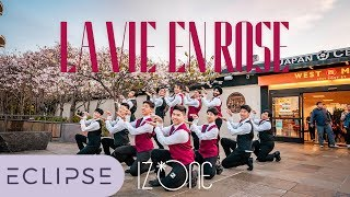 [KPOP IN PUBLIC] IZ*ONE (아이즈원) - La Vie en Rose (라비앙로즈) Full Dance Cover (Boys Version) [ECLIPSE]
