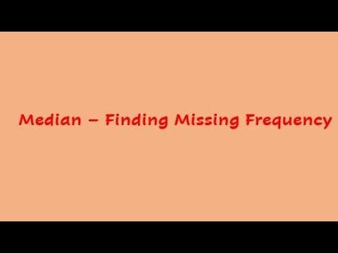 Business Statistics | Median | Missing Values