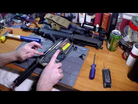Teching An Airsoft DSG: Part 1