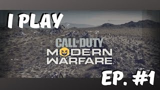 I tell a dad joke every time i die. COD MW funny moments ep. #1
