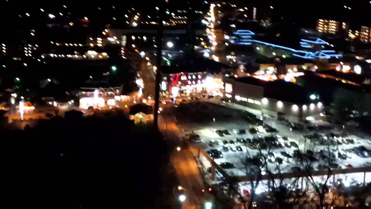 Gatlinburg Tn Christmas Lights.Gatlinburg Sky Lift Christmas Lights