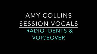 AMY COLLINS | RADIO AUDIOREEL