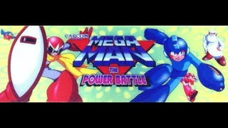 Mega Man: The Power Battle (Arcade)