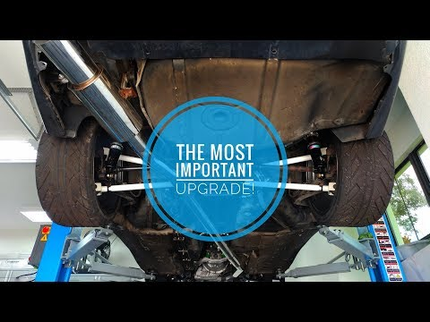 BMW E36 MUST HAVE BEFORE DRIFTING OR RACING-COMPLETE REAR END OVERHAUL