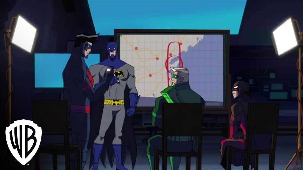 Batman Unlimited- Monster Mayhem