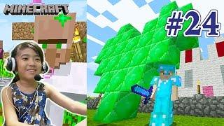 #24【峡谷探検とエメラルド479個】かんなマインクラフト(Minecraft) Playing video 再アップ thumbnail