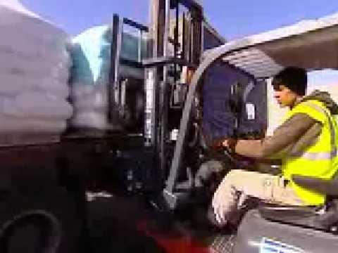 Israel Sends Humanitarian Aid to Gaza 28 Dec  2008