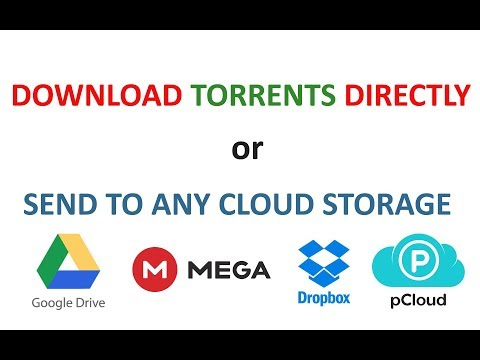 Download Unlimited Torrents directly