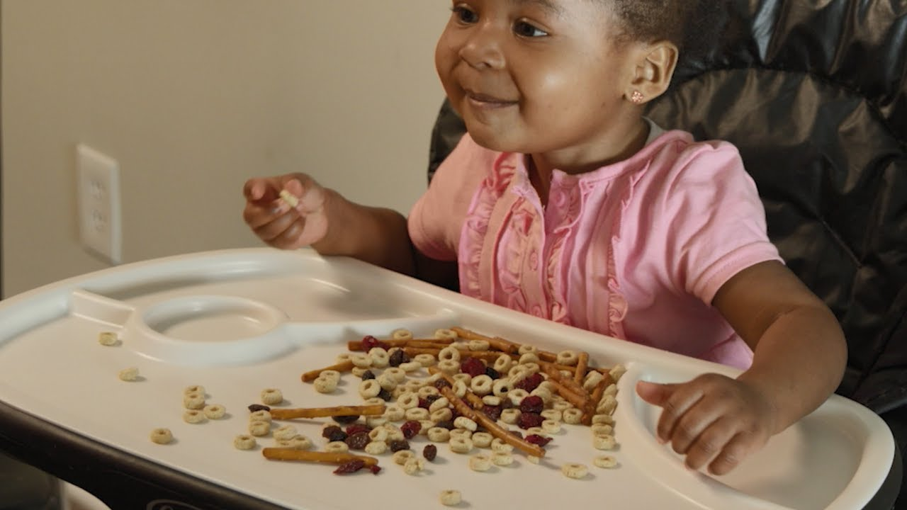 Diy Trail Mix For Kids