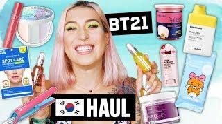 ♦ HAUL z Korei! Pielęgnacja, makijaż, akcesoria ♦ Agnieszka Grzelak Beauty
