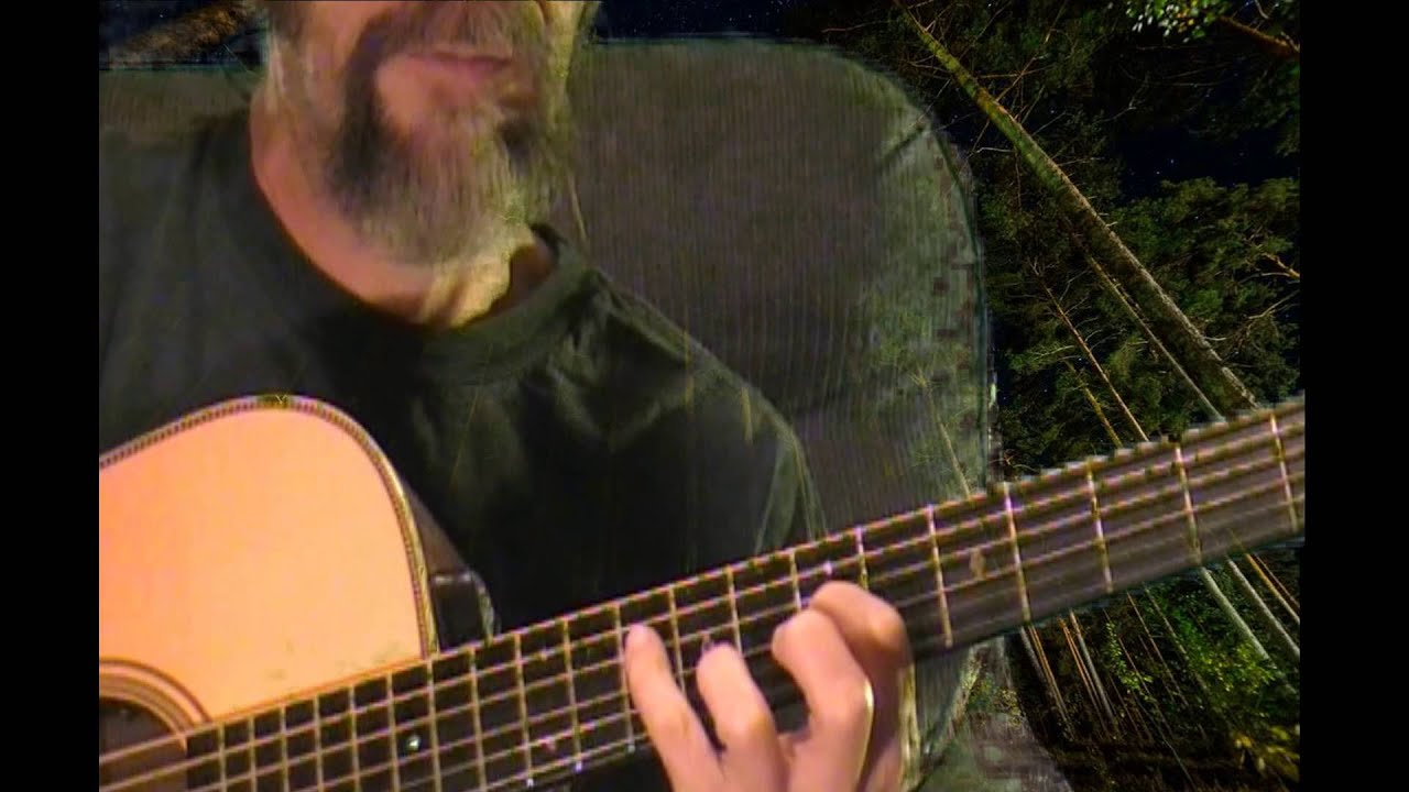 Tony Rice guitar licks and riffs and some others