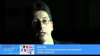 French & Benelux Tech Tour Interview with John Bell, Philips