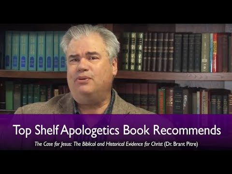 Top Shelf Apologetics Book Recommends: The Case for Jesus