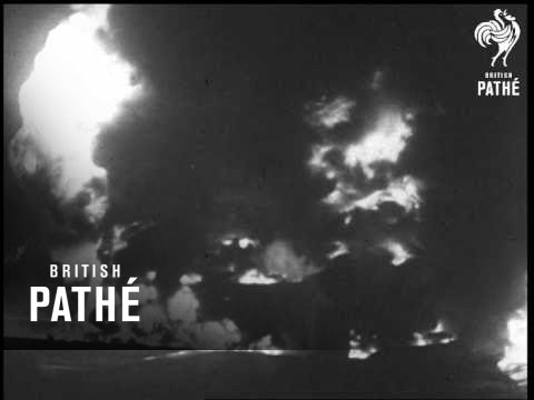 Port Suez - Oil Refinery (1967)