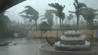 Super Typhoon Mangkhut / Ompong Smashes In Santa Ana, Philippines thumbnail