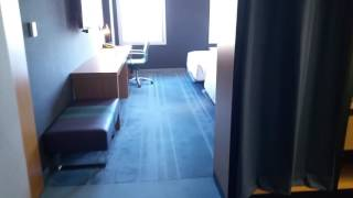 Aloft Hotel Room Review San Francisco Airport