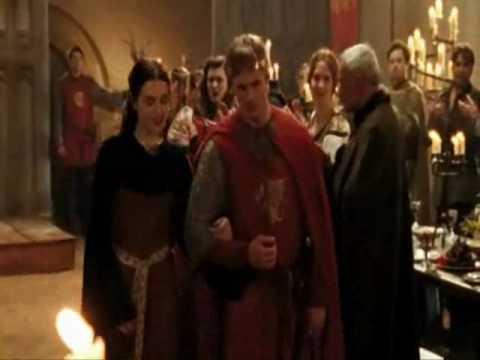 Arthur and Morgana - funniest and flirtiest scenes