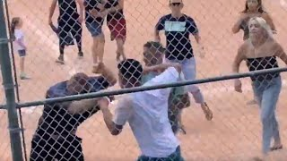 Parents brawl at Little League game after call by 13-year-old umpire I ABC7