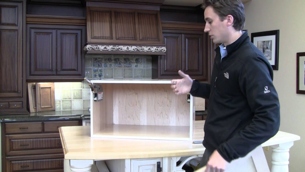 Aventos HK With Barker Cabinets   YouTube