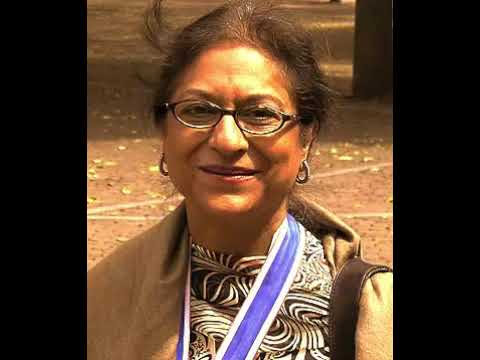 Pakistani human rights activist and lawyer Asma Jahangir Died at 66