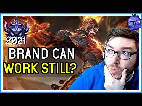 Is Brand Support still a thing? – League of Legends