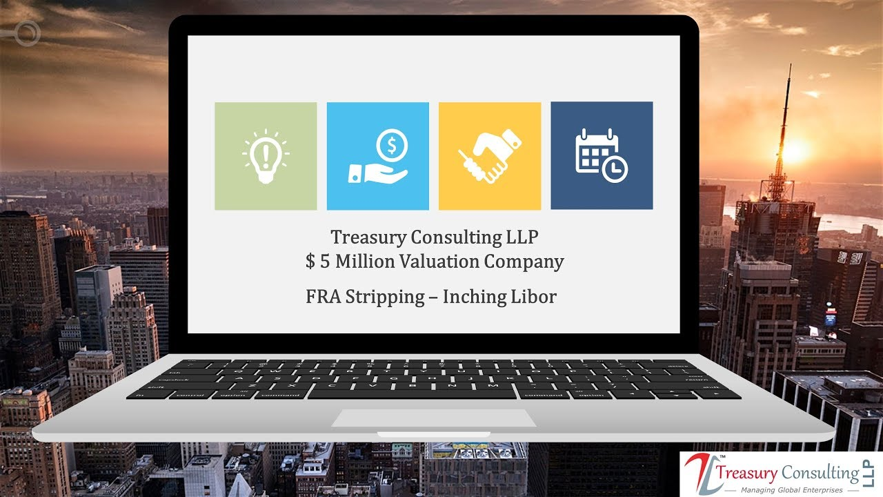 Forward Rate Agreement Fra Stripping Inching Libor Youtube